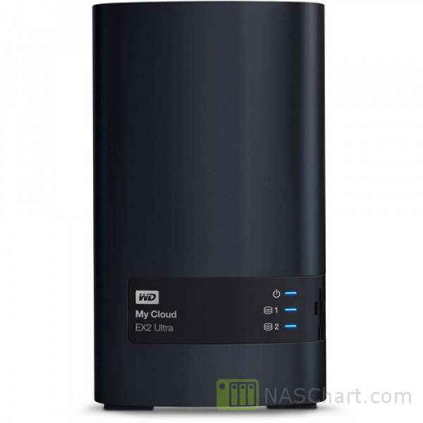 Western Digital My Cloud EX2 Ultra / WDBVBZ0000NCH