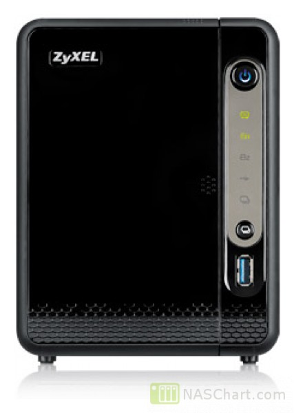 ZyXEL NSA325 v2 (2014) NAS specifications - NASChart com