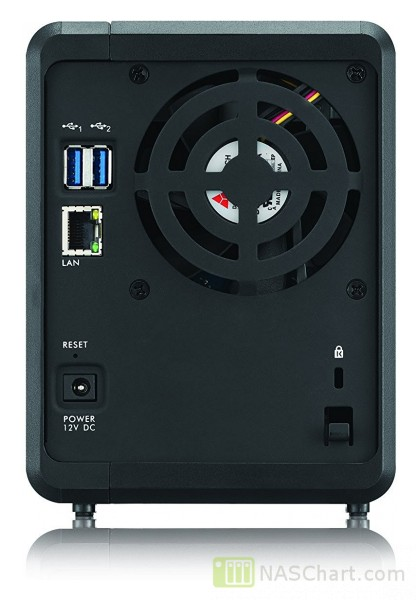 ZyXEL NAS326 (2016) NAS specifications - NASChart com