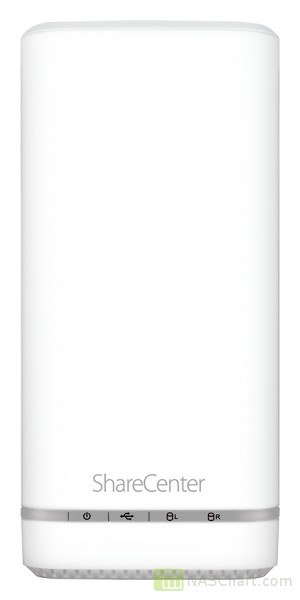 D-Link ShareCenter+ 2-Bay Cloud Storage / DNS-327L